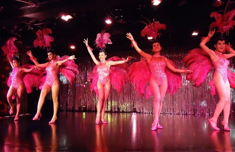Billet pour le cabaret Calypso de Bangkok : spectacle de « Ladyboys »