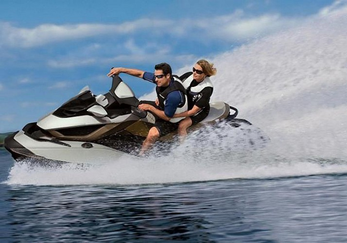 Guided Jet Ski Tour and Dinner at Bowen Island – Departing from Vancouver