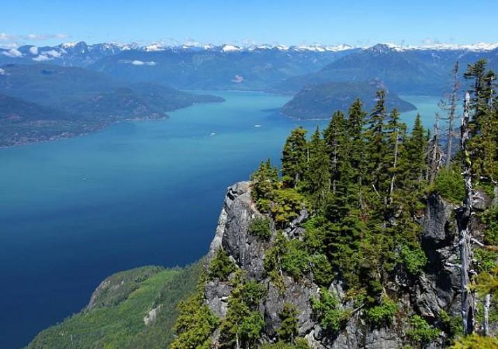 Tour guidé en Jet Ski et dîner à Bowen Island - Au départ de Vancouver