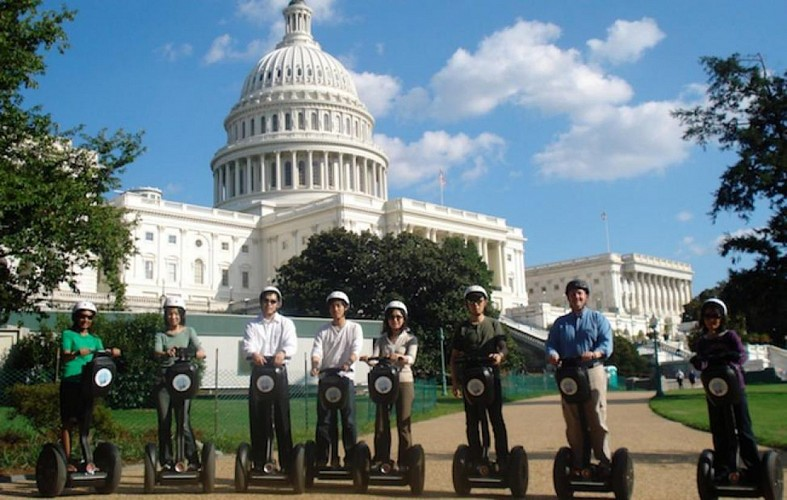 Washington DC by Segway: the Must-see Sites and Attractions