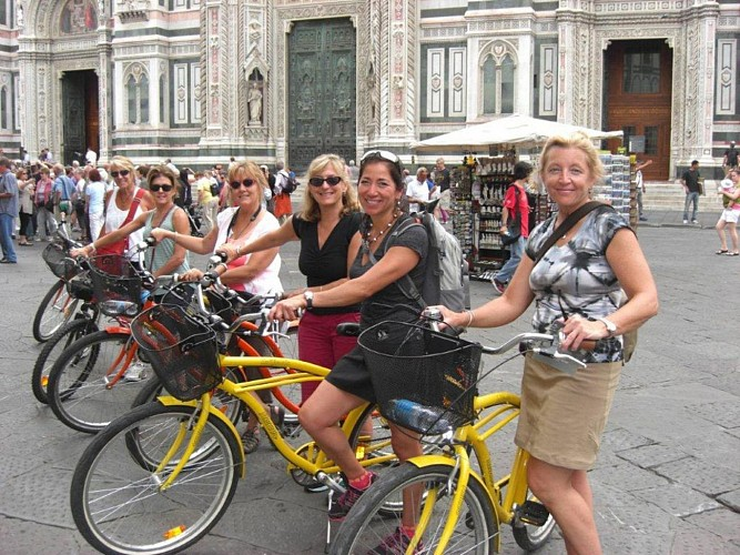 Guided Bike Tour of Florence