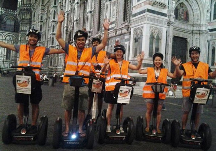 Night Tour of Florence by Segway