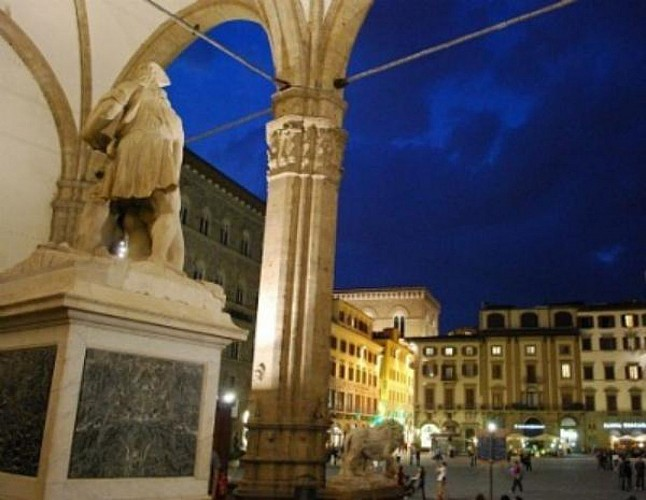 Visite de Florence by night en Segway