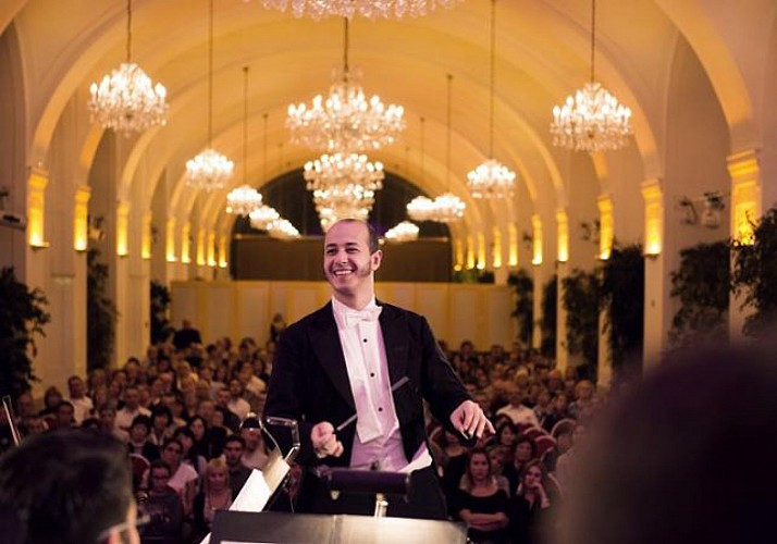 Dîner et concert à Schönbrunn