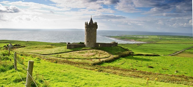 4 day excursion to the Atlantic coast of Ireland