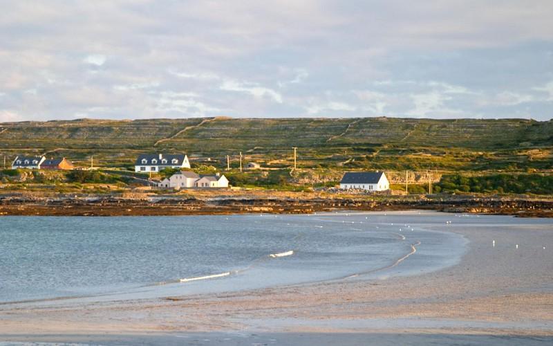 Excursion à Galway et aux îles d'Aran au départ de Dublin
