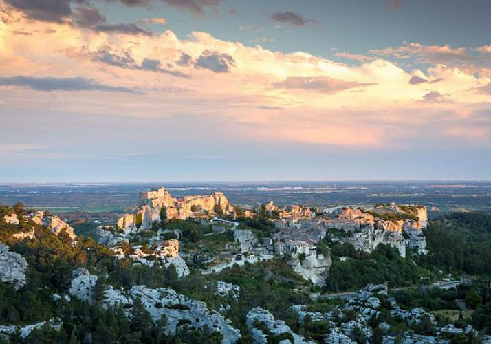Day Trip to Arles, Les Baux et Saint Rémy de Provence