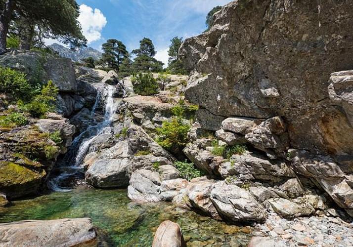 Hiking on Vizzavona Mountain – Leaving from Ajaccio