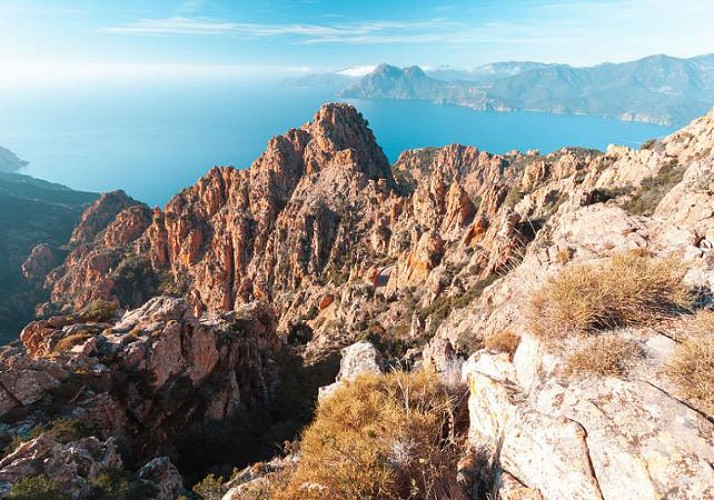 Hiking in the Piana Creeks – Leaving from Ajaccio