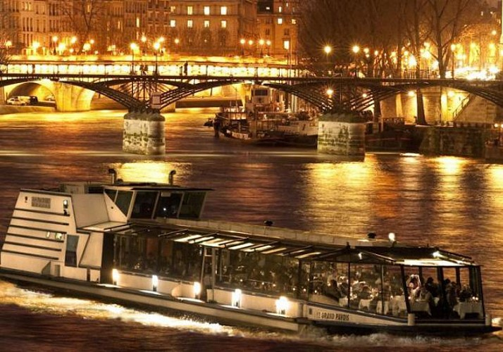 Dîner Croisière à Paris - Marina de Paris