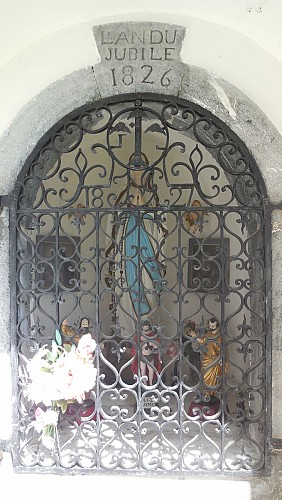 Notre Dame de Lourdes – Le Char Oratory