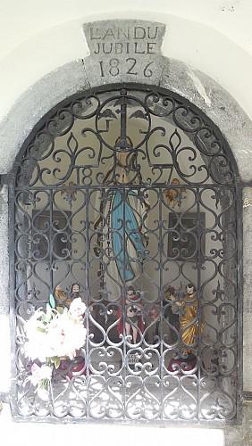 L'Oratoire Notre Dame de Lourdes – Le Char