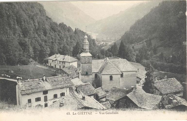Kirche von La Giettaz