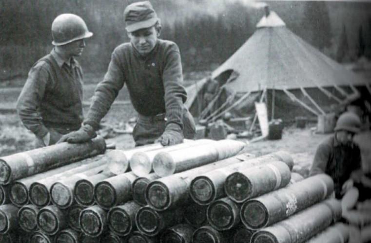 L'opération Nordwind / Lieu de passage, terre frontière