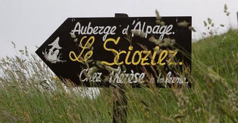 Ferme du Sciozier (Thérèse Tissot)