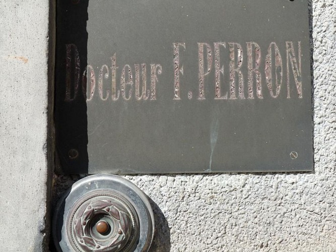 Villa du Docteur Perron