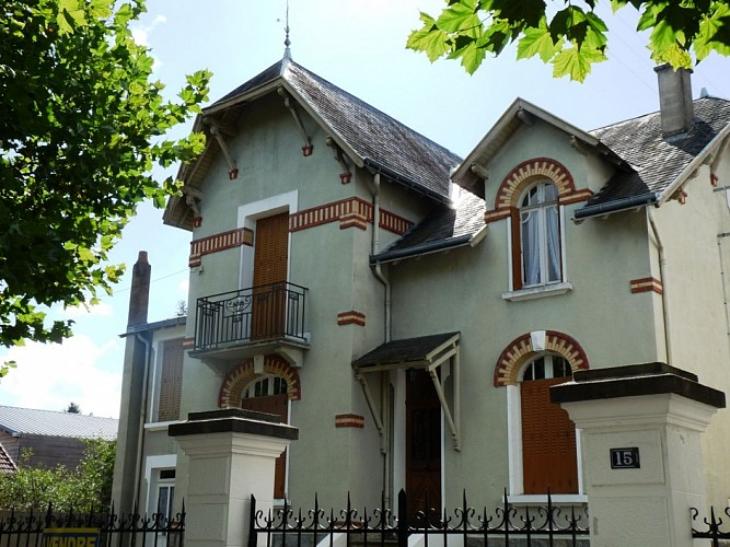 Villa 15 avenue Faurot