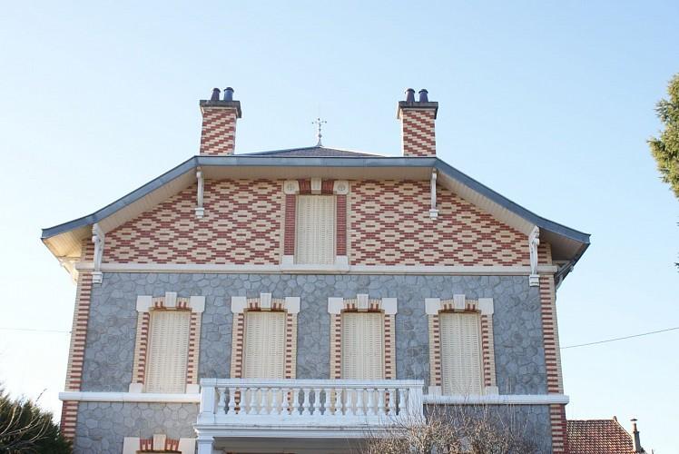 Villa 74 avenue de la République