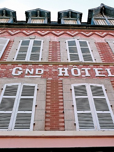 Hôtel et Café de la Fontaine