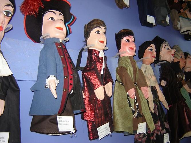 Musée Théâtre Guignol - Brindas