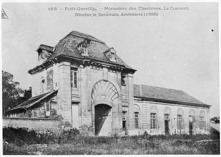 Point 3 : Chartreuse Saint Julien