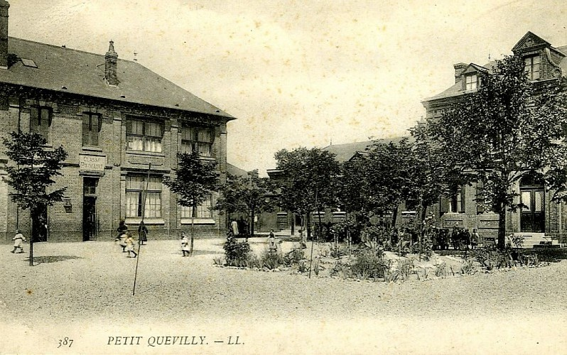 Point 5 : Ecole Chevreul