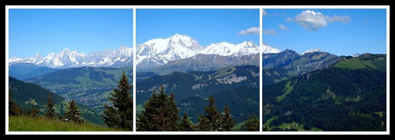 """""""Le Gâteau"""" - Panoramic views"""