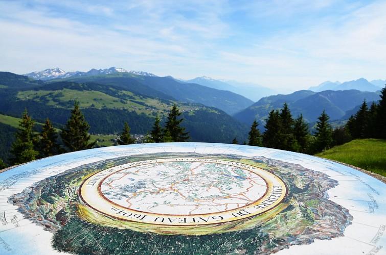 """""""Le Gâteau"""" - Panorama"""