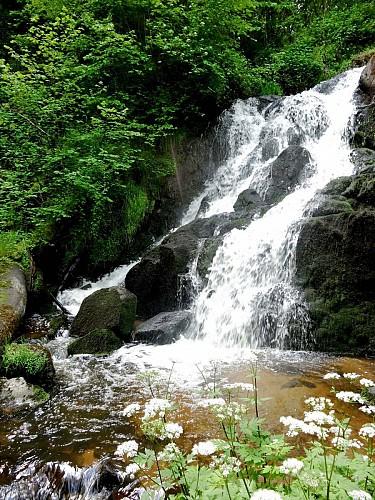 Cascade de l'Ecureuil