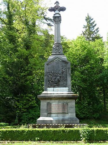 Monument de la guerre des gourdins