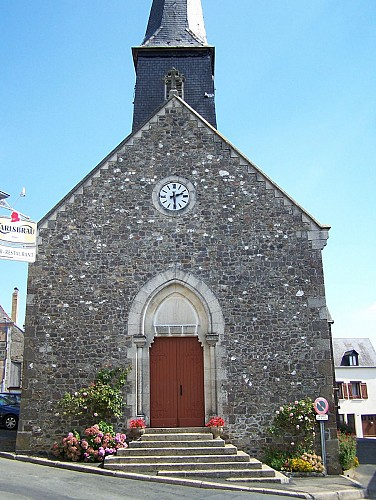 L'église Saint Georges