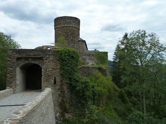 Het kasteel « Schibberech »