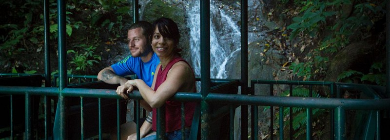 Cable Car Ride through The Canopy and Rainforest Walk – On The Pacific Coast