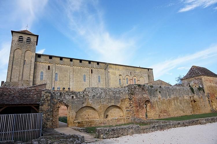 Abbaye de Saint Avit Sénieur