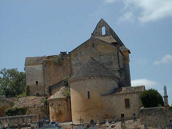 Eglise de Sainte Croix de Beaumont