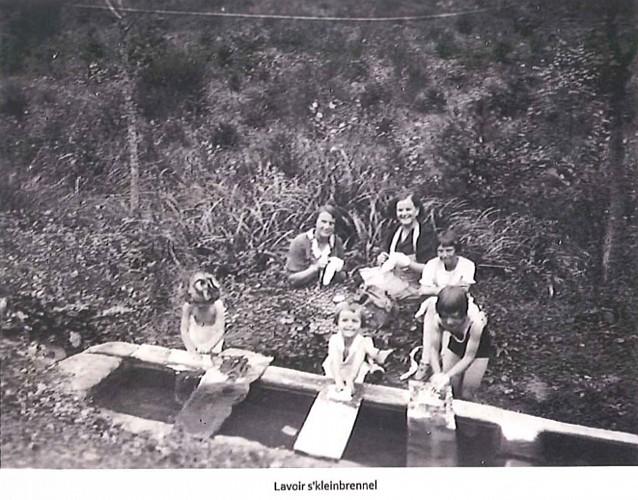 L'eau à Lichtenberg