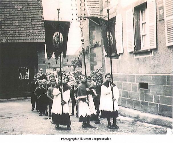La vie religieuse à Lichtenberg