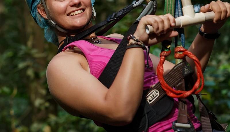 Tour 3 en 1 : Traversée en téléphérique, descentes en tyrolienne et randonnée dans la forêt tropicale - A Sainte-Lucie