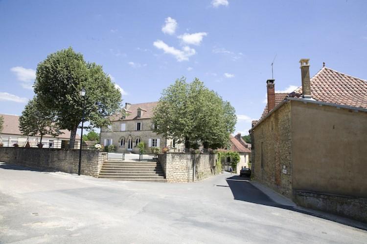 Vieux bourg médiéval