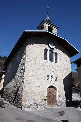 Chapelle Saint Jacques Le Majeur