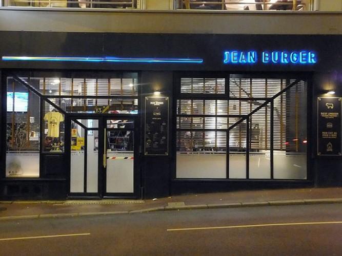 Restaurant Jean Burger