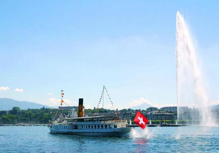 Geneva Guided Tour and Cruise on Lake Geneva