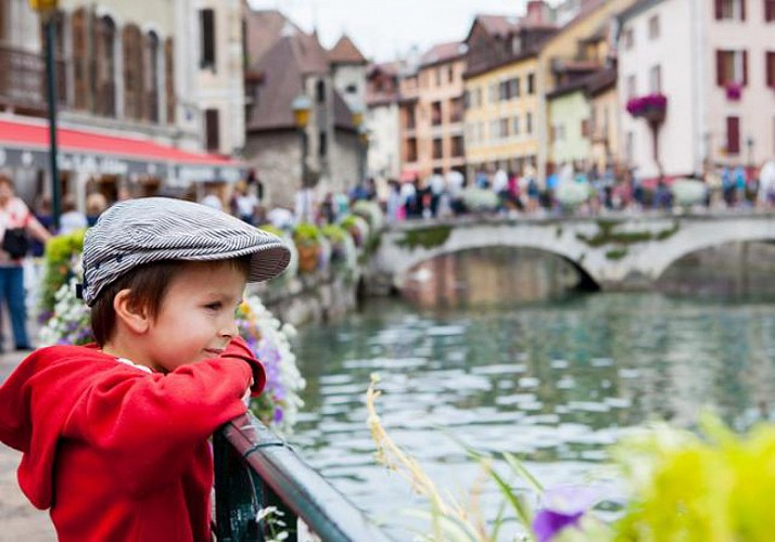 Day in France: Trip to Chamonix and Annecy – Departing from Geneva