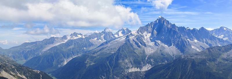 Excursion avec temps libre à Chamonix-Mont Blanc - au départ de Genève