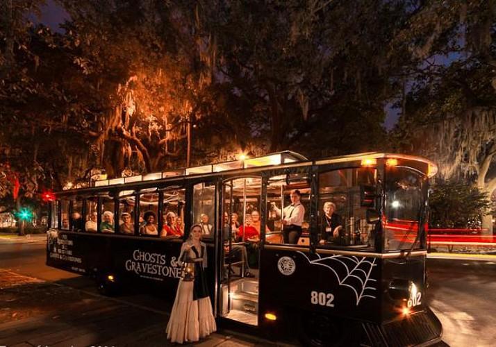 Haunted Tour of Savannah – Night visit