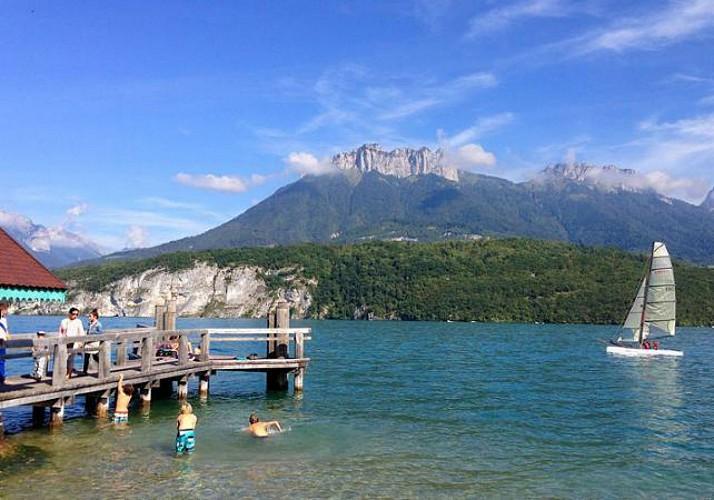 Citytour de Genève et escapade à Annecy - croisière sur le Lac Léman en option