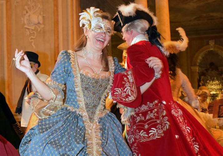 Venice Carnival– Traditional Dance Lessons with Pastry and Hot Chocolate Tasting at The Hotel Monaco & Grand Canal