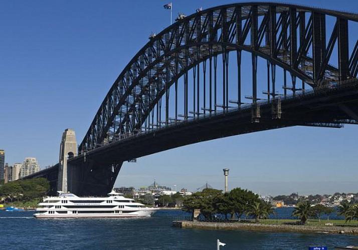 Cruise around The Port of Sydney