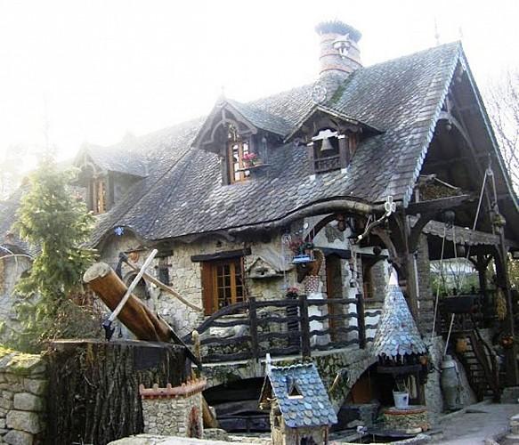 Maison de Blanche Neige