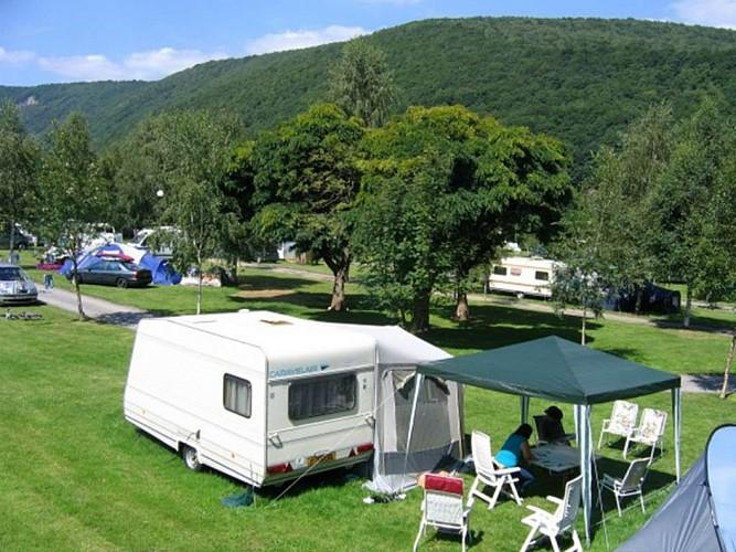 Camping Municipal de Haybes